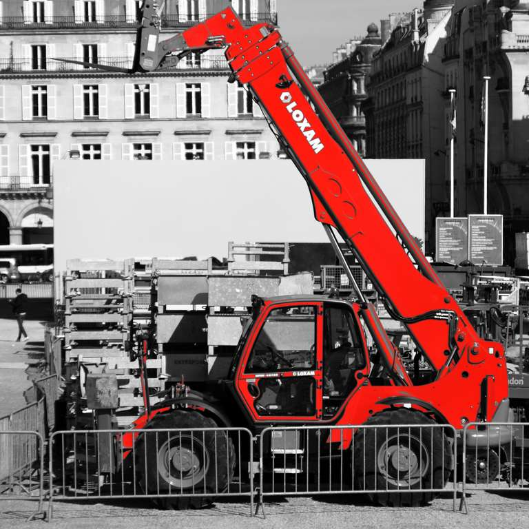Parisian Heavy Machinery