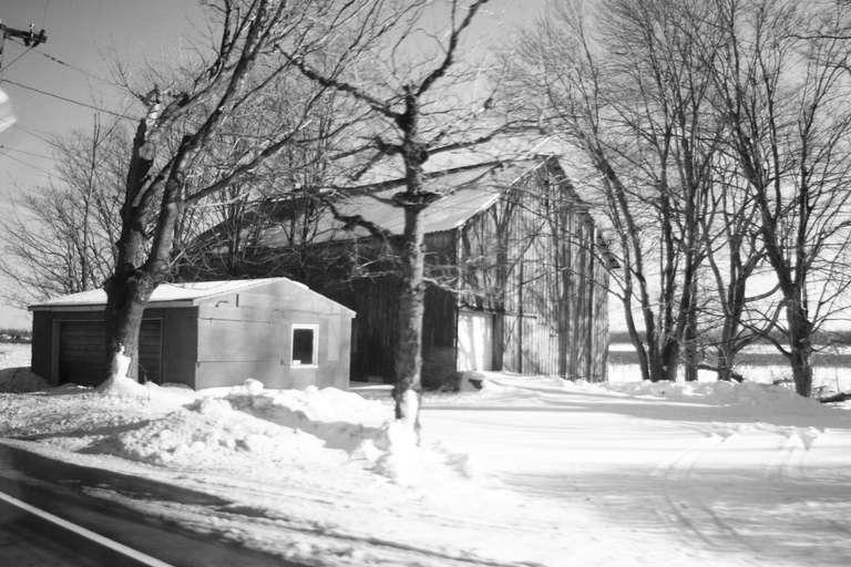 Barn in Western NY
